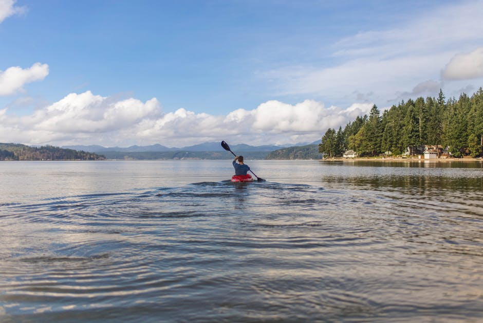Great Places to Kayak in the United States