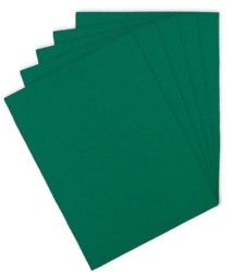 Barcelonetta | Felt Fabric Sheets | 9  x 12  Inch | 5 Pieces | 1.5mm Thick | DIY Arts & Crafts, Patchwork Sewing, Felt Paper (Kelly Green)